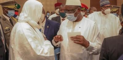 Sénégal – Mali : Médiation de la crise malienne, à Dakar, le CRD disqualifie Macky Sall