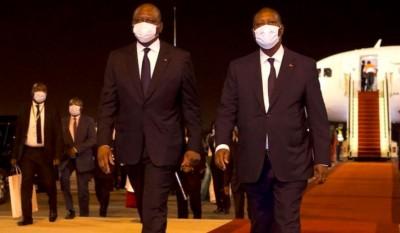 Côte d'Ivoire : Plus de deux semaines après le décès de Gon, la nomination d'un nouveau Premier ministre traîne, les Présidents du Sénat et de l'Assemblée nationale hors du pays