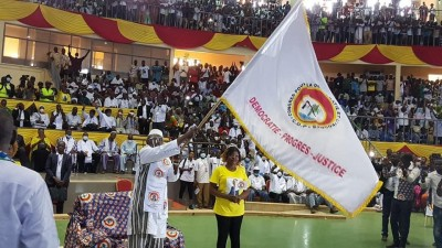 Burkina Faso : Présidentielle, le CDP de Blaise Compaoré investi Eddie Komboïgo