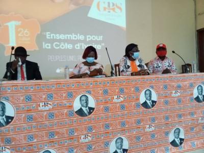 Côte d'Ivoire : Un an de GPS, les militants maintiennent toujours leurs ambitions de briguer la magistrature suprême du 31 octobre avec Guillaume Soro