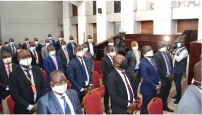 Côte d'Ivoire : Assermentation des agents du Burida octroyant le pouvoir de  saisir les exemplaires constituant une reproduction illicite
