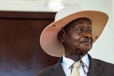 Ouganda : Au pouvoir depuis 34 ans, Museveni candidat à sa succession à 75 ans