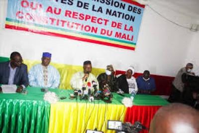 Mali : Appelés à démissionner, des députés répondent à la CEDEAO: « Si nous devons dé...