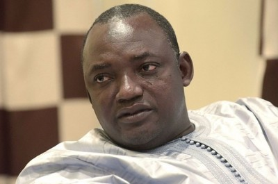Gambie : Covid-19 , Adama Barrow s'isole après la contamination de son adjointe