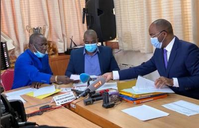 Côte d'Ivoire : FIF, la candidature de Sory Diabaté  déposée avec trois groupements d'intérêts sur cinq  contre deux pour Idriss Diallo