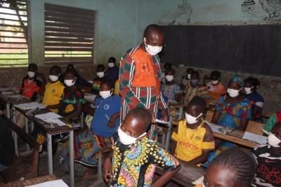 Burkina Faso : Hausse du taux de réussite aux examens scolaires