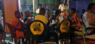 Côte d'Ivoire : Abengourou, violant les interdits, un maquis vend la boisson alcoolisée à des mineurs