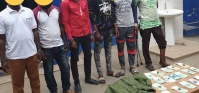 Togo :  Des trafiquants de faux billets arrêtés