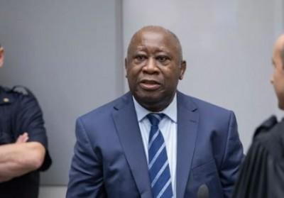 Côte d'Ivoire : En attente de son passeport pour son retour,  Gbagbo informé d'une no...