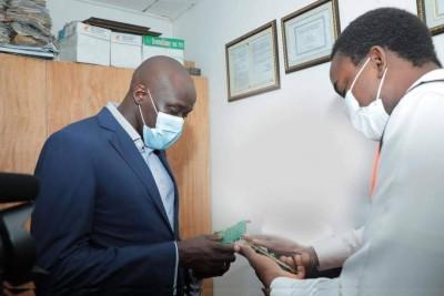 Côte d'Ivoire : Cherté de la vie, Abdourahmane Cissé lance une campagne d'un mois pou...