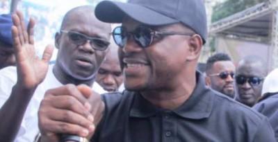 Côte d'Ivoire : Condamné en première instance à 12 mois de prison avec sursis, Fabrice Sawegnon relaxé en appel