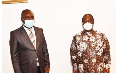 Côte d'Ivoire : L'ex-Président de l'UNJCI Amos Béonaho s'invite dans le débat politique et choisit le PDCI-RDA