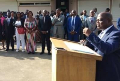 Côte d'Ivoire : Nommé secrétaire général de l'UDPCI,  Blé Guirao va-t-il libérer le t...