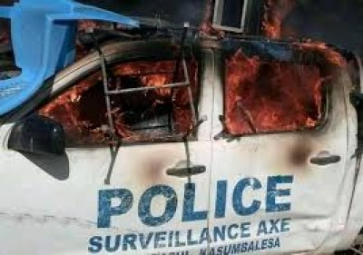 RDC : Colère à Kasumbalesa après l'assassinat d'un cadre de l'UDPS