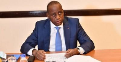 Côte d'Ivoire : Primature, les membres du gouvernement rassurent Hamed Bakayoko de le...