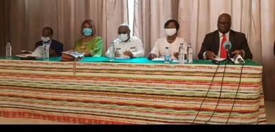 Côte d'Ivoire : FPI, des anciens collaborateurs d'Affi mettent en place une cellule pour promouvoir les actions de Gbagbo