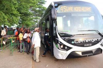 Côte d'Ivoire : La desserte d'une nouvelle ligne Abidjan-Grand Bassam par la Sotra bi...