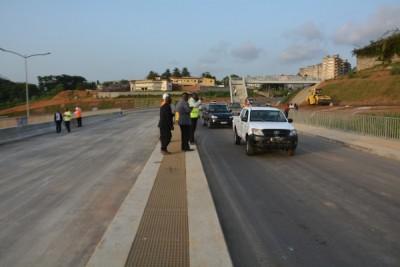 Côte d'Ivoire : Réalisation de l'autoroute périphérique Y 4, le Boulevard de France bientôt élargi en deux fois deux voies