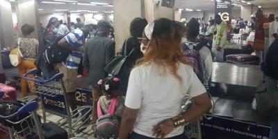 Côte d'Ivoire : Covid 19, reprise de vols internationaux, dépistage à 50 000 Fcfa obligatoire