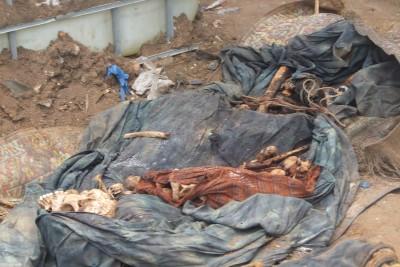 Côte d'Ivoire : Macabre découverte à Yopougon, des restes humains déterrés dans une maison en construction