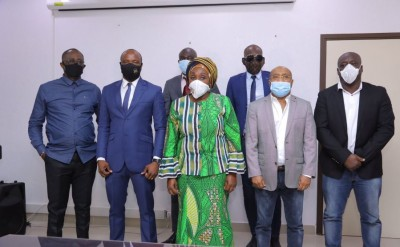 Côte d'Ivoire : Soutien de l'Etat, environ 1200 artistes ont bénéficié de 300 000 FCF...