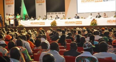 Côte d'Ivoire : Discours très attendu de Ouattara, le RHDP prend des dispositions pou...