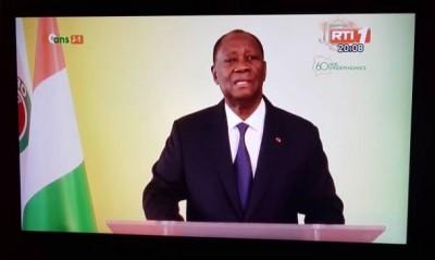 Côte d'Ivoire : Alassane Ouattara annonce sa candidature à la présidentielle