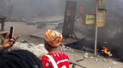 Côte d'Ivoire : Manifestation à Yopougon contre le 3ème mandat de Ouattara et Soro qui donne rendez vous
