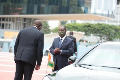 Côte d'Ivoire : 1er mandat de Ouattara dans la 3ème République, réaction de EDS