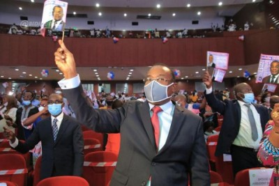 Côte d'Ivoire : 3ème mandat de Ouattara, pour Affi, cette candidature déshonore le ch...