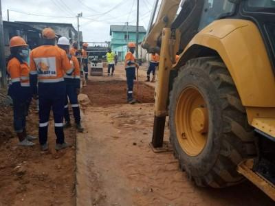 Côte d'Ivoire :     Démarrage effectif de la 2ème phase du Programme d'aménagement et...