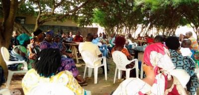 Côte d'Ivoire : Sakassou, en fête, les responsables délégués RHDP sans détour : « Nous sommes tous d'accord pour la candidature du président Alassane Ouattara »