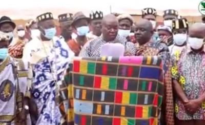 Côte d'Ivoire : Des têtes couronnées de l'Iffou réprouvent tout appel relatif au soutien à une quelconque candidature émanant des Rois et Chefs traditionnels