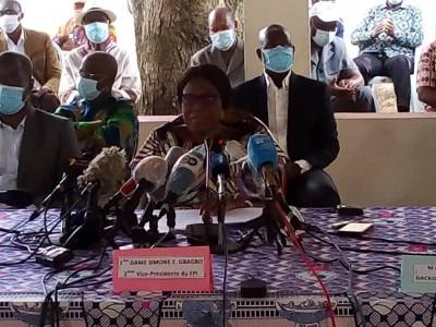 Côte d'Ivoire : Texte du point de presse de Simone Ehvet Gbagbo du 11 Aout 2020