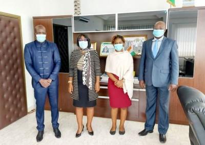 Côte d'Ivoire : Présidentielle, l'Institut Electoral pour une Démocratie Durable en A...