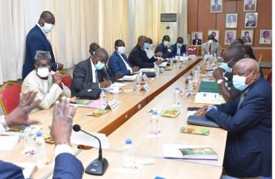 Côte d'Ivoire : FIF, le film de la folle semaine de la  commission électorale dissoute pour « manquements », un représentant  de René Diby donne sa version des faits