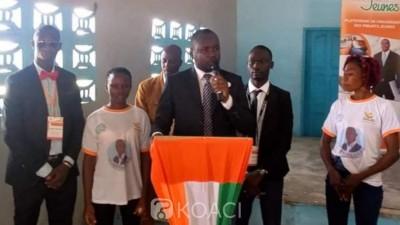 Côte d'Ivoire : Bouaké, à l'approche de la présidentielle, Ouattara invite la jeunesse à la préservation de la paix