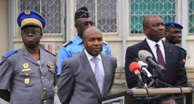 Côte d'Ivoire : Marches contre le 3ème mandat de Ouattara, Sidiki Diakité informe qu'...