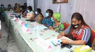 Côte d'Ivoire : Après sa dernière sortie, les femmes du RHDP menacent Simone Gbagbo d...