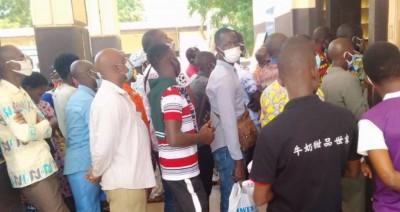 Côte d'Ivoire : Après avoir demandé pardon, S Kelly ressort libre du tribunal, 12 mois de prison avec sursis