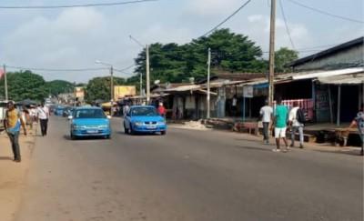 Côte d'Ivoire : Après les perturbations d'hier, Yopougon se reveille dans le calme, retour à la normale