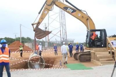 Côte d'Ivoire : Travaux de maintenance sur le réseau eau potable de Marcory, communiqué de la SODECI