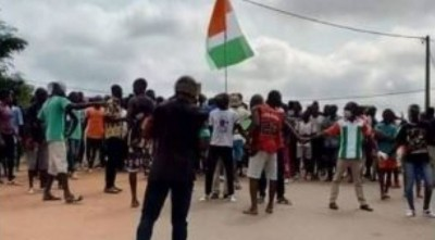 Côte d'Ivoire : Manifestations contre la candidature de Ouattara, 58 marcheurs interpellés seront traduits devant la justice
