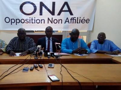 Burkina Faso : Élections couplées, l'opposition non affiliée appelle à une «large concertation»