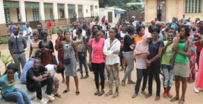 Côte d'Ivoire : Baccalauréat session  2020, 40,08 % d'admis cette année