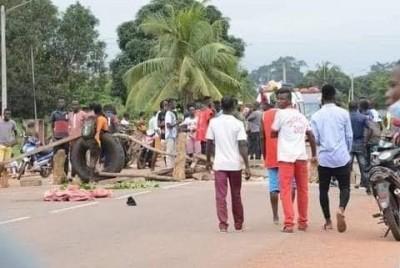 Côte d'Ivoire : Bilan des manifestations, 05 morts, 104 blessés et 68  interpellation...
