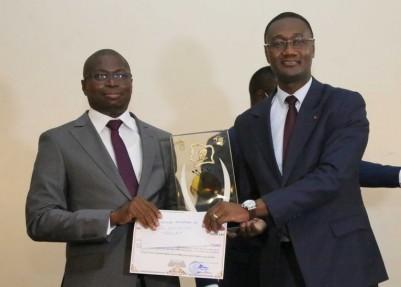 Côte d'Ivoire : Prix «Sanogo Bassirima » du meilleur DAF, la 2ème édition « remportée » par  Adjoumani Ehua du ministère de l'Agriculture et du développement rural