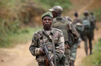 RDC : Des rebelles ADF font au moins 12 morts en 72 h à Béni