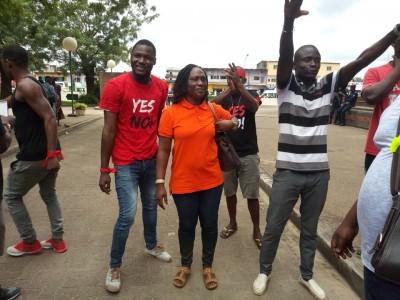 Côte d'Ivoire : Détention de Pulchérie Gbalet, le gouvernement invité à préciser les lieux de détentions des citoyens arrêtés pour garantir leurs droits