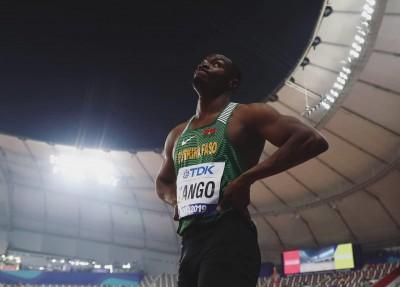 Burkina Faso : Triple saut, le burkinabé Fabrice Zongo établit une nouvelle performance